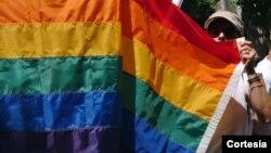 Grupos LGBT exigen sus derechos