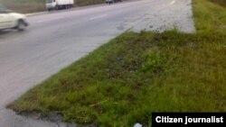 Accidente en la Autopista Nacional cobra la vida de un joven cubano