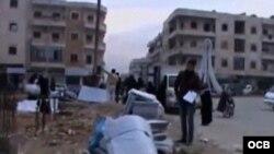 En Siria el clima de violencia no cesa.