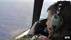 Continúa la búsqueda de los restos del vuelo MH370 de Malaysian Airlines desaparecido el pasado 8 de marzo, sobre el Océano Índico.