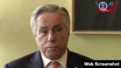 David Thorne, asesor especial del secretario de Estado de EEUU John Kerry.