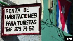 Alquilar una casa particular en Cuba.