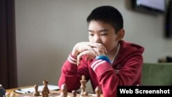 El GM estadounidense Jeffery Xiong. Foto: Datachess