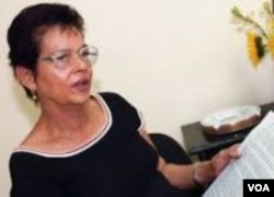 Miriam Leyva