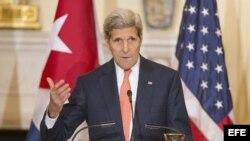 John Kerry, se reunirá con un pequeño grupo de la sociedad civil