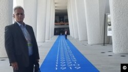 Emilio Gottardi en Conferencia OIT Ginebra.