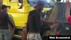 En febrero de este año un accidente en Cumanayagua, Cienfuegos, dejó 6 fallecidos. (Captura de video/YouTube)