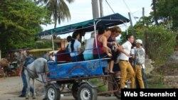 La eterna crisis del transporte rural en Cuba