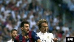El Clásico: Real Madrid derrota 3-1 a Barcelona