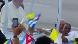UNPACU lanza campaña por libertad de activistas que se acercaron al Papa
