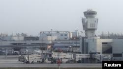 Vista del Aeropuerto Internacional de Miami. (Archivo)