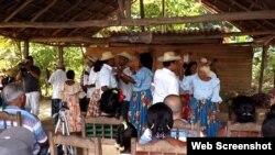 Baracoa Fiesta del Nengón y el Kiribá