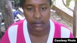 Liberan a la activista Damaris Moya