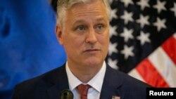 Robert C. O'Brien, asesor de Seguridad Nacional.
