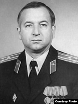 Serguei Skripal, coronel del GRU