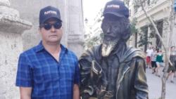 Lilo Vilaplana habla de cómo llegaron gorras de Plantados a La Habana