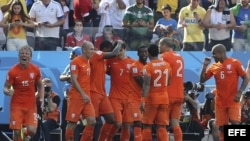 HOLANDA VS. CHILE