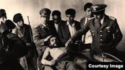 Cadáver de Ernesto Guevara