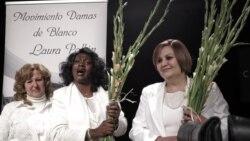Berta Soler relata el acto de repudio en Madrid