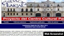 Editorial de revista Espacio Laical provoca opiniones diversas en Cuba
