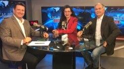 Amado Gil analiza las últimas noticias sobre la crisis en Venezuela con dos periodistas venezolanos, Lisbeth De Cambra y Eduardo Orozco