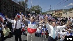 Opositor denuncia uso de pandilleros a favor del FMLN en elecciones salvadoreñas