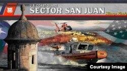 Guardia Costera, San Juan, Puerto Rico.
