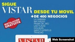 Vistar Magazine, una revista de farándula cubana para cubanos
