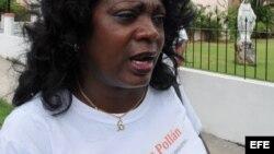 Dama de Blanco critica actitud de prensa cubana ante hechos relevantes