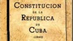 Radiografía de la Constitución