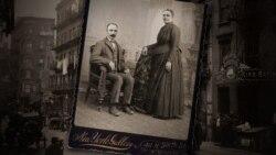 Martí y su madre en Nueva York
