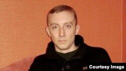 Stanislav Aseyev (Vasin), periodista encarcelado por separatistas respaldados por Rusia en el este de Ucrania.