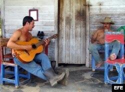 Campesinos de Viñales son parte del patrimonio local (Archivo)