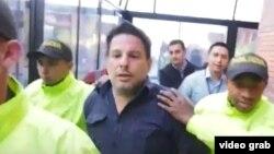El cubano Raúl Gutiérrez Sánchez fue detenido en Colombia antes de que perpetrara un atentado en un restaurante visitado por estadounidenses.