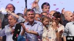 Mauricio Macri ganó la segunda vuelta de las elecciones presidenciales en Argentina
