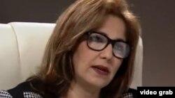 La vicepresidenta primera de CIMEX, Iset Maritza Vázquez Brizuela.