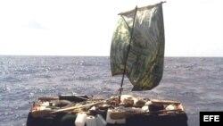 No cesan las salidas ilegales en precarias embarcaciones procedentes de Cuba. EEUU insiste en que es peligroso.