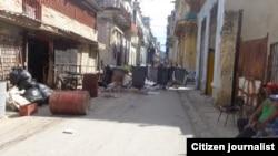 Reporta Cuba Centro Habana Foto Maritza Concepción