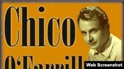 Portada del disco Perlas Cubanas, de Chico O' Farrill