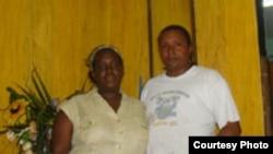 Desde que está encarcelada, a Sonia Garro le han negado todo contacto con Ramón, su marido.