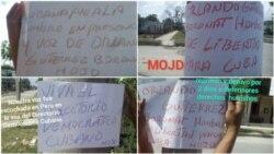 Opositor convoca a un boicot en Cuba