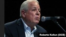Tomás Regalado, director de la Oficina de Transmisiones a Cuba.