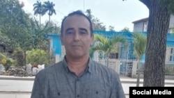 El Dr. Eduardo Cardet, líder del Movimiento Cristiano Liberación (MCL), a su salida de la cárcel en mayo de 2019. (Facebook).