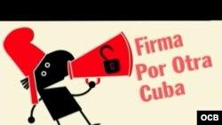 """Activista pide apoyo internacional """"Por Otra Cuba"""""""