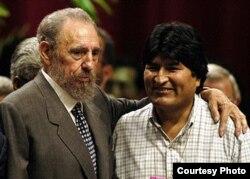 """Evo:"""" uno debe estar en el servicio público hasta los 62 años"""". Fidel, su mentor, estuvo hasta los 82."""