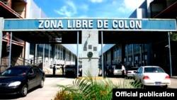 Una imagen de la Zona Libre de Colón.