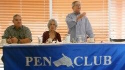 Escritores cubanos del exilio elogian denuncia del PEN Internacional sobre Decreto 349
