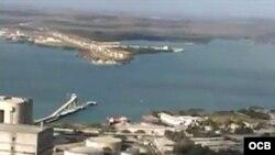 El Puerto de Mariel será la primera zona de comercio libre en Cuba.