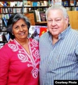 Marta y Manolo Salvat