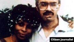 William Morales (d) y Joanne Chesimard, fugitivos de EEUU en Cuba.